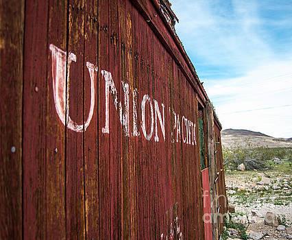Stephen Whalen - Union Pacific