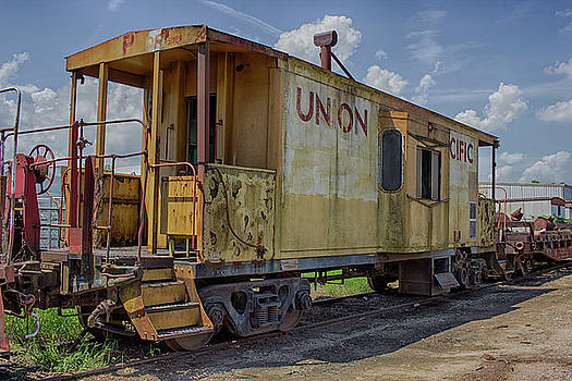 Union Pacific  by Tammy Chesney