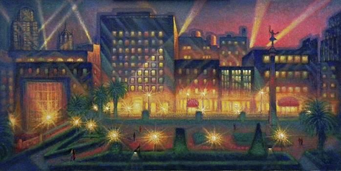 Union Square by Raffi Jacobian