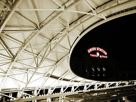 Union Station Denver by Marilyn Hunt