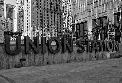 Union Station by James Canning