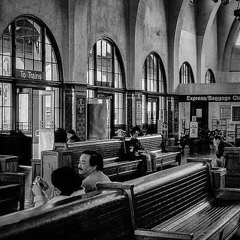 Union Station -  San Diego by Samuel M Purvis III