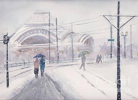 Union Station, Tacoma by Yohana Knobloch