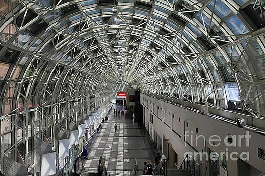 Teresa Zieba - Union Station Toronto