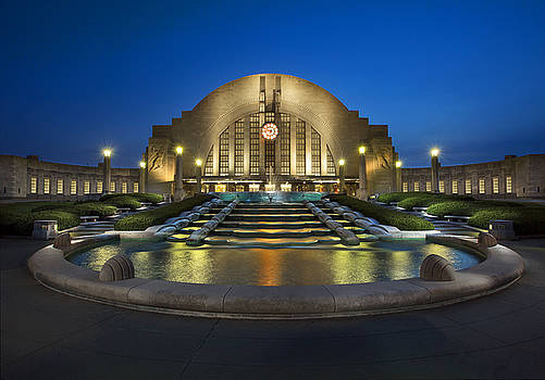 Union Terminal by Greg Grupenhof