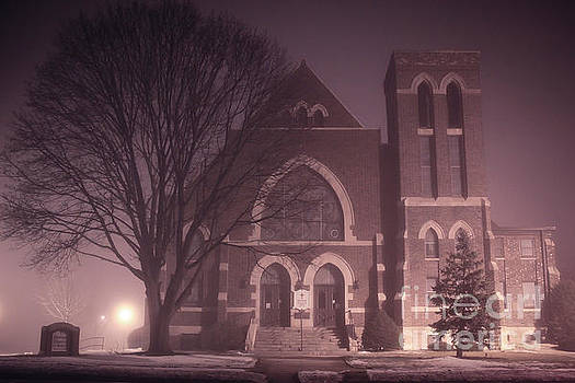 United Church of Beloit  by Viviana Nadowski