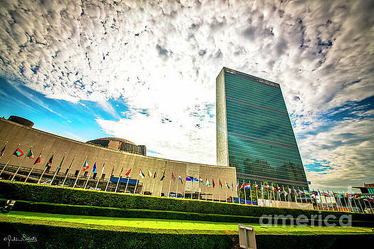 Julian Starks - United Nations Headquarters