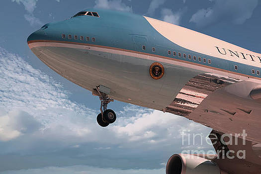United States Air Force One by Dale Powell