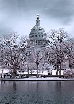 United States Capitol by Ryan Shapiro