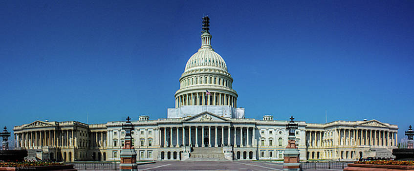 United States Capitol by Tommy Anderson