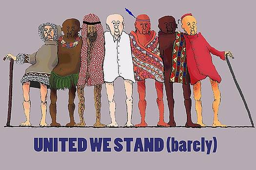 United We Stand transparent background by R  Allen Swezey