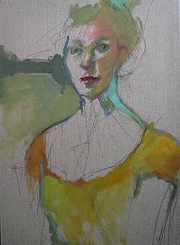 Unititled Portrait by Nancy Blum