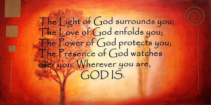 Unity Prayer by Pat Stacy