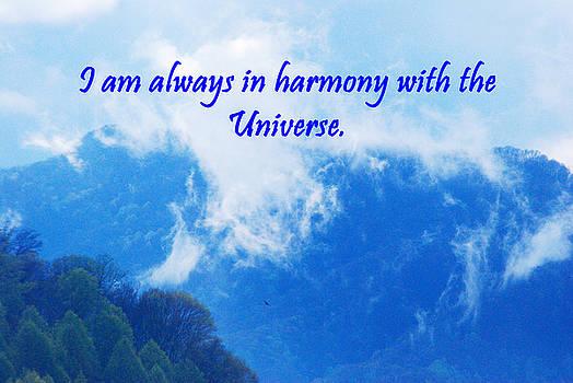 Michelle  BarlondSmith - Universal Harmony