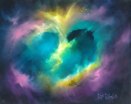 Universe of the Heart by Sally Seago
