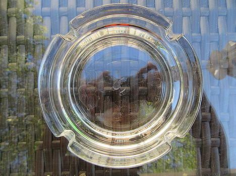 University ashtray by Galina Todorova