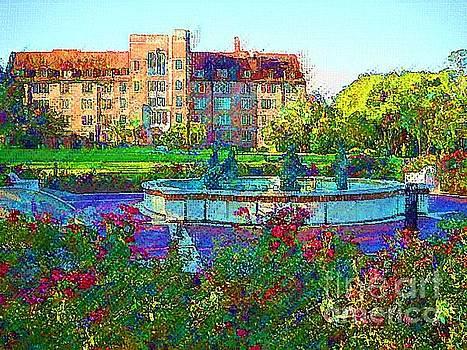 University of Florida by DJ Fessenden