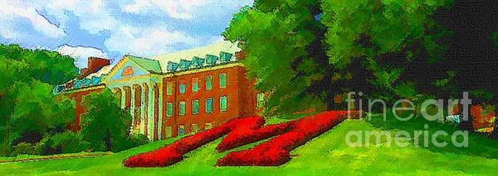 University of Maryland  by DJ Fessenden