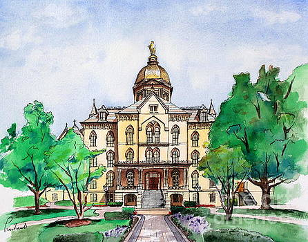 University of Notre Dame by Prashant Shah