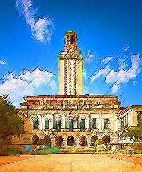 University of Texas by DJ Fessenden