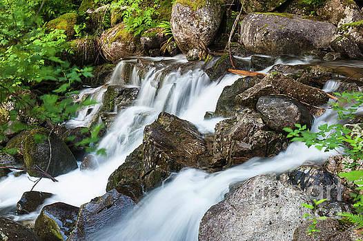 Rod Wiens - UnKnown Falls