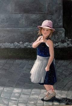Unknown  by Irine Shotadze