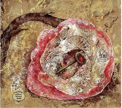 Unlock ring by Una Lune