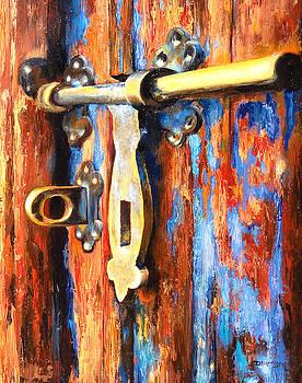Unlocked by Denise H Cooperman