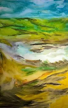 Unrest and serenity by Madina Kanunova
