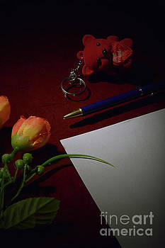 Unrevealed love by Kiran Joshi