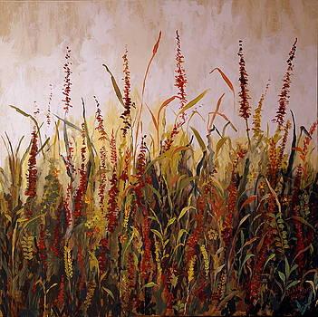 Untamed Grasses by Jackie Langford