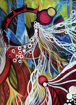 Untangling Signals  by Laura Noel