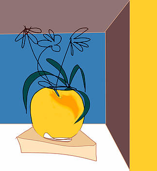 DENNY CASTO - untitled 3 still life