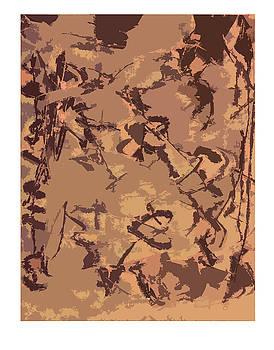 Untitled 3x7 by Doug Duffey