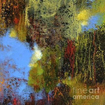 Untitled Abstract 1 by Melody Cleary