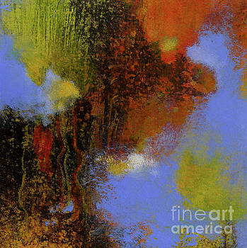 Untitled Abstract 2 by Melody Cleary
