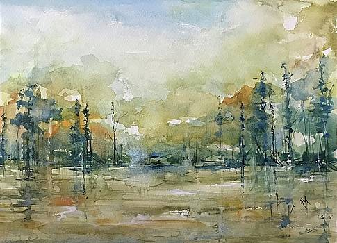 Untitled Cypress by Robin Miller-Bookhout