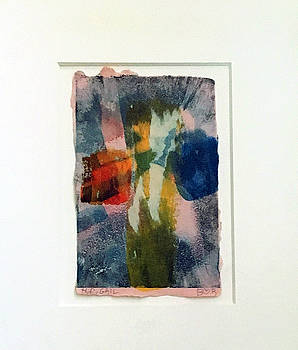 Untitled, Ink on paper by Robert Rauschenberg