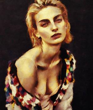 Untitled Model Study by Janice MacLellan