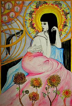 Josean Rivera - Untitled Muse 1