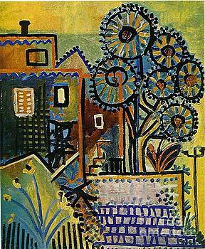 Picasso - Untitled