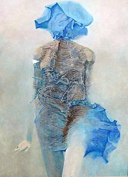 Zdzislaw Beksinski  - Untitled TE
