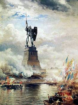 Andrea Gatti - Unveiling Mr Liberty