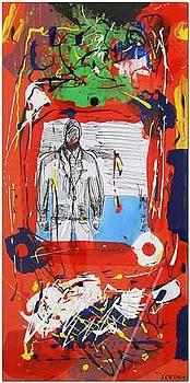Uomo nel Caos by Elio Scuderi
