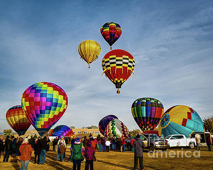 Up and Away by Jon Burch Photography