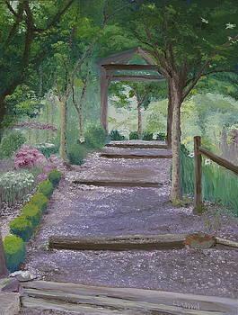 Lea Novak - Up the Garden Path