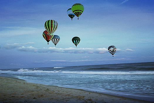 Up Up And Away by Linda C Johnson