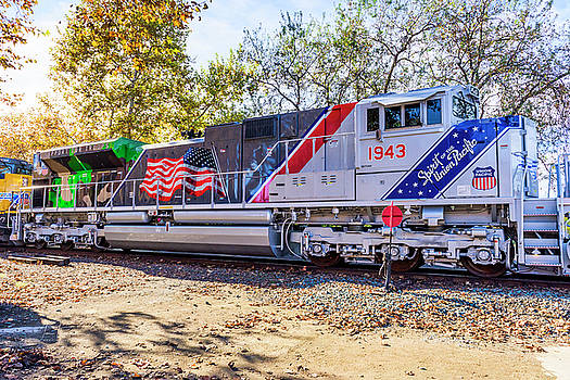 UP1943 Spirit of the Union Pacific 06 by Jim Thompson