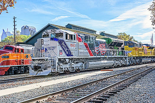 UP1943 Spirit of the Union Pacific 08 by Jim Thompson