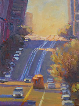 Kathleen Strukoff - Uphill Climb